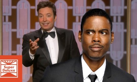 Jimmy Fallon's Chris Rock impersonation at the 2017 Golden Globes brings back memories