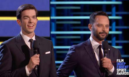 John Mulaney and Nick Kroll's opening monologue for the 2017 Film Independent Spirit Awards