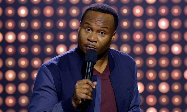 "Review: Roy Wood Jr., ""Father Figure"" on Comedy Central"