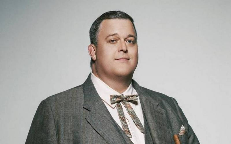 Image result for billy gardell