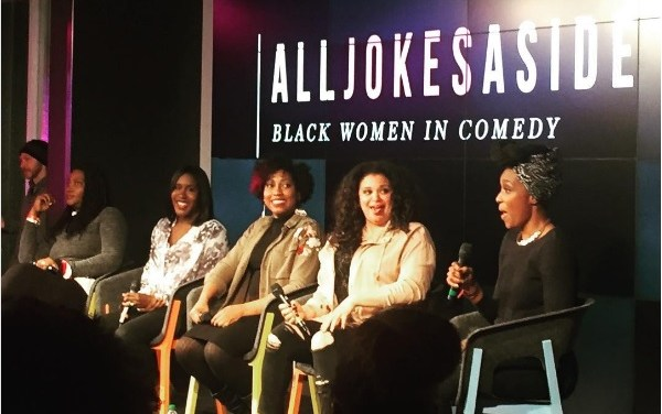 "We need to talk about black women in comedy: VH1's ""All Jokes Aside"""