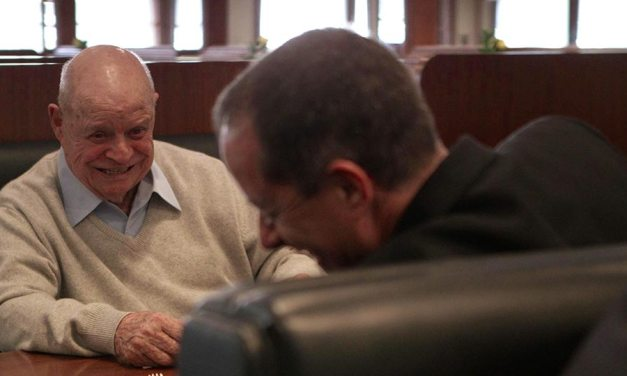 "Don Rickles to star in AARP Studios series, ""Dinner with Don"""