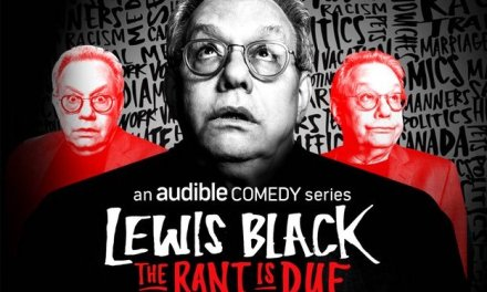 "Audible launches Lewis Black exclusive podcast, ""The Rant is Due"""