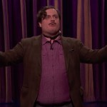Ian Abramson's shocking late-night debut on Conan