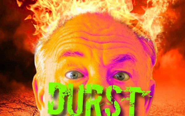 "Trump era has satirist Will Durst planning for ""Durst Case Scenario"""