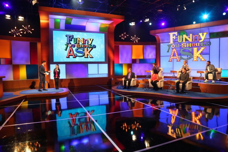 "Jon Kelley will host syndicated comedy game show, ""Funny You Should Ask"""