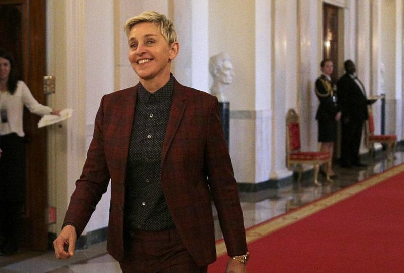Image result for ellen degeneres doing stand up