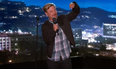 Chris Charpentier on Jimmy Kimmel Live