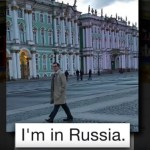 """Stephen Colbert went to Russia to film a week's worth of """"secret"""" Late Show segments"""