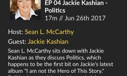 On Second Thought with Jackie Kashian