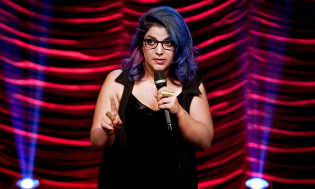 "Review: Aditi Mittal, ""Things They Wouldn't Let Me Say"" on Netflix"