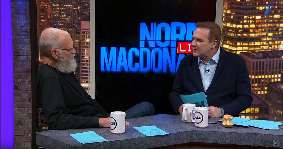 Norm Macdonald Live returns with new weekly video episodes July 25, 2017