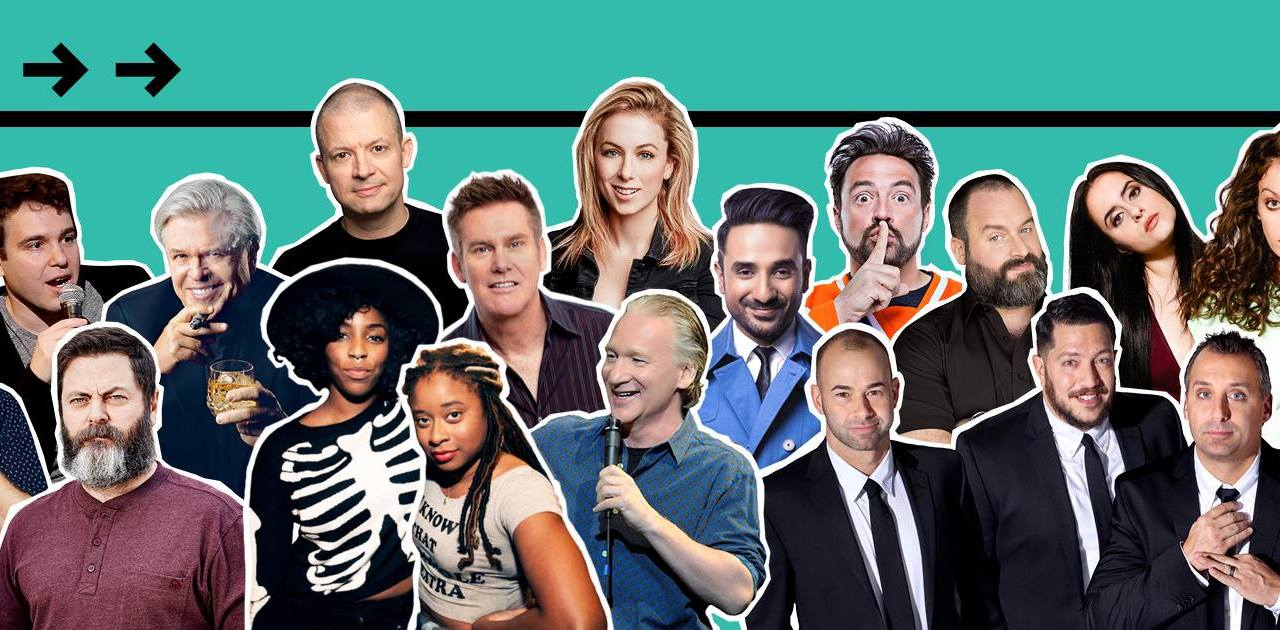 New York Comedy Festival Announces 2017 Headliners For Nov 7 12 The Comic 39 S Comic
