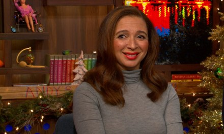 FOX casts Maya Rudolph for live TV musical performance of A Christmas Story in 2017