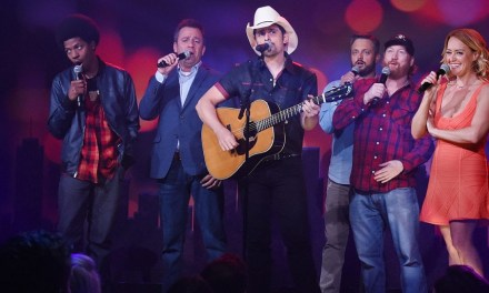 Review: Brad Paisley's Comedy Rodeo, on Netflix