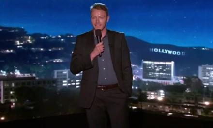 Casey James Salengo on Jimmy Kimmel Live