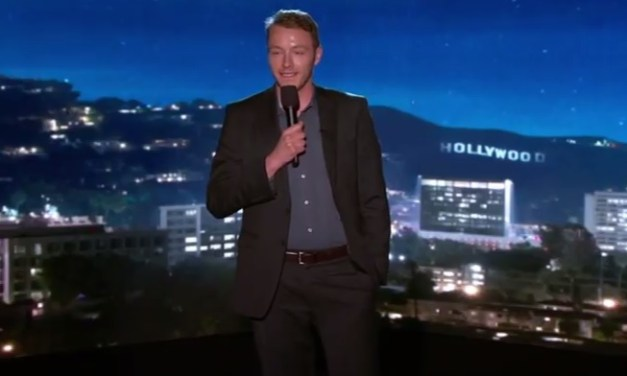 Casey James Salengo on Jimmy Kimmel Live