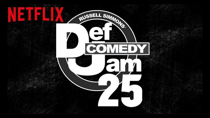 Netflix celebrating 25th anniversary of Def Comedy Jam with all-star tribute special