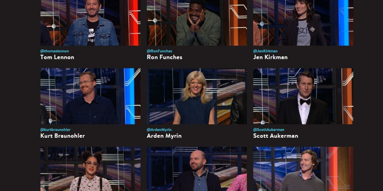 Farewell, and all the POINTS! to @midnight with Chris Hardwick, grand comedian showcase masquerading as a game show