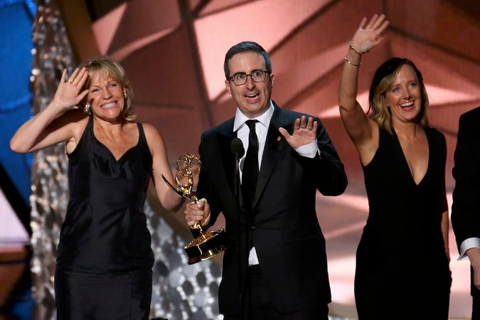 HBO renews Last Week Tonight with John Oliver for three seasons, through 2020