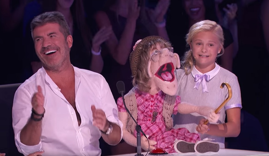 Darci Lynne semifinal performance on America's Got Talent 2017