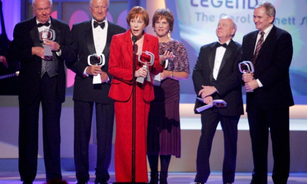"CBS to celebrate 50th anniversary of ""The Carol Burnett Show"" with a primetime reunion and tribute special"