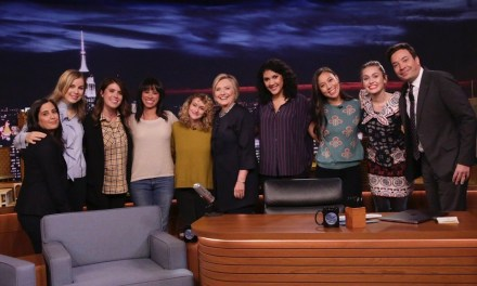 The nightly late-night writing staffs for America's TV talk shows in 2017