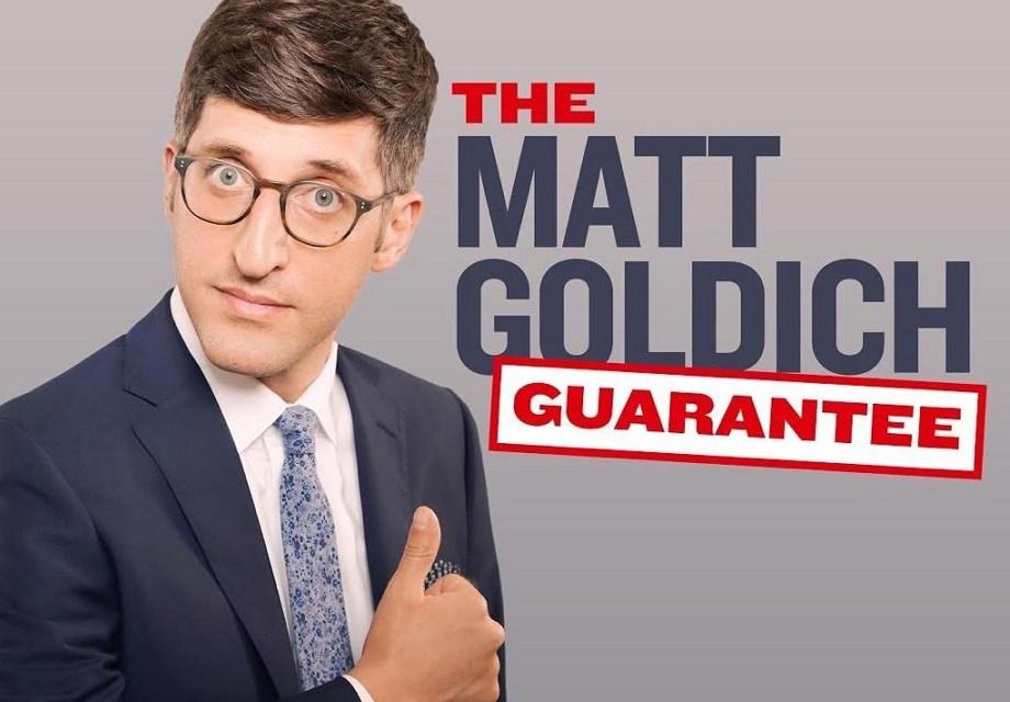 Meet Me In New York: Matt Goldich