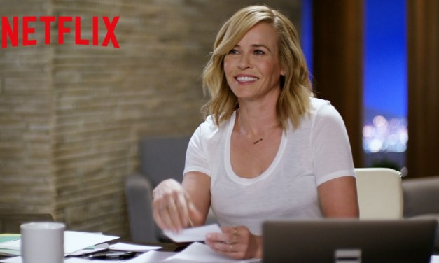 Chelsea Handler calling it quits on her Netflix talk show
