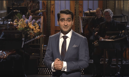 Kumail Nanjiani monologue for Saturday Night Live