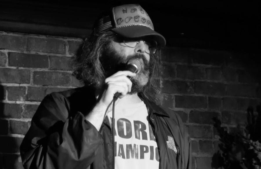 Episode #180: Judah Friedlander