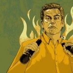 "Review: Brian Regan, ""Nunchucks and Flamethrowers"" on Netflix"
