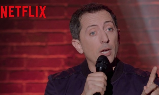 Huge in France: Netflix orders new series and stand-up special from Gad Elmaleh