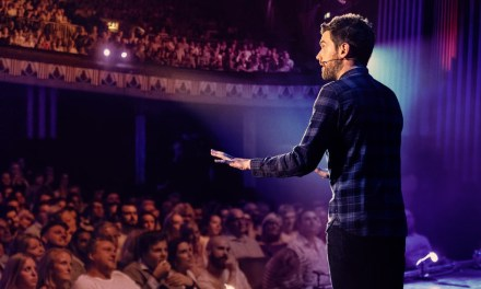 "Review: Jack Whitehall, ""At Large"" on Netflix"