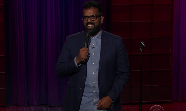 Romesh Ranganathan on The Late Late Show with James Corden