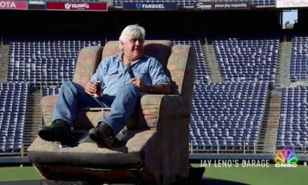 Jay Leno still watches late-night TV in 2018, but insists he doesn't miss it
