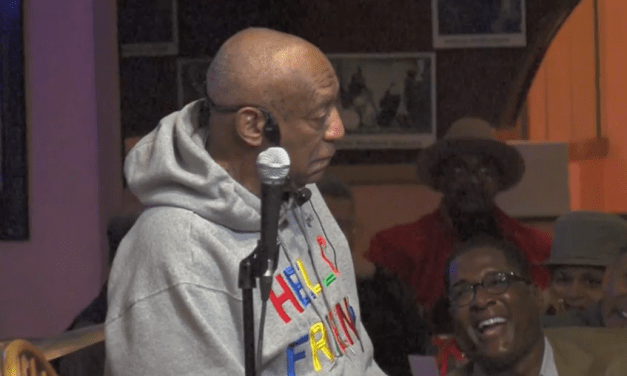Bill Cosby re-emerges onstage to tell jokes, join the band at Philadelphia jazz club