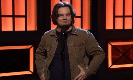 Finnish comedian Ismo on Conan