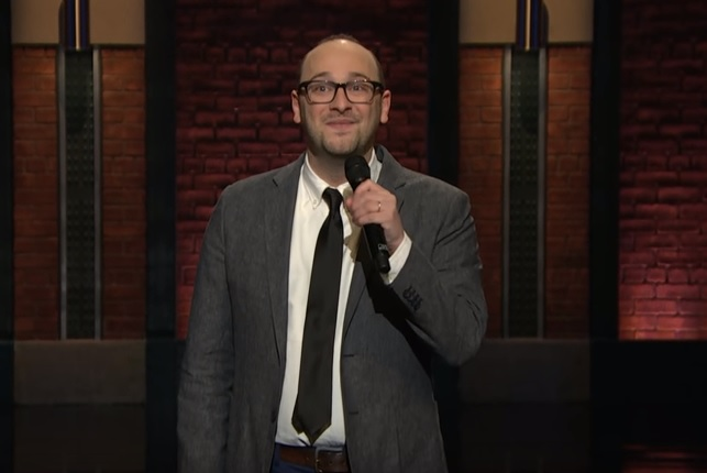 Josh Gondelman on Late Night with Seth Meyers