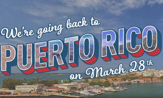 Full Frontal with Samantha Bee will air a Puerto Rico special episode in March 2018