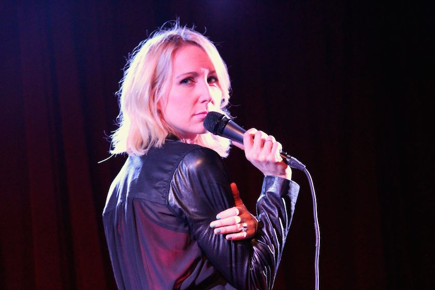 Hear Nikki Glaser on morning radio live on SiriusXM's Comedy Central Radio