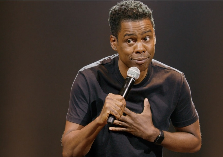 "Review: Chris Rock, ""Tamborine"" on Netflix"