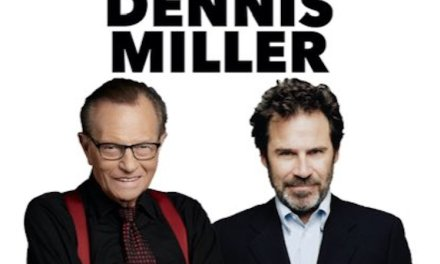 "Larry King and Dennis Miller embarking on comedy tour as ""The King and The Jester"""
