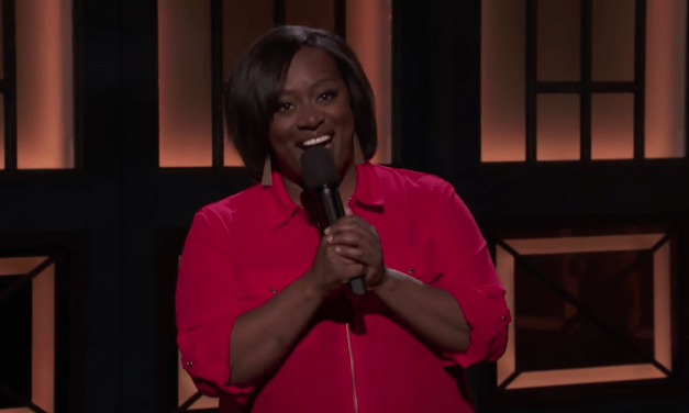 Erin Jackson on Conan