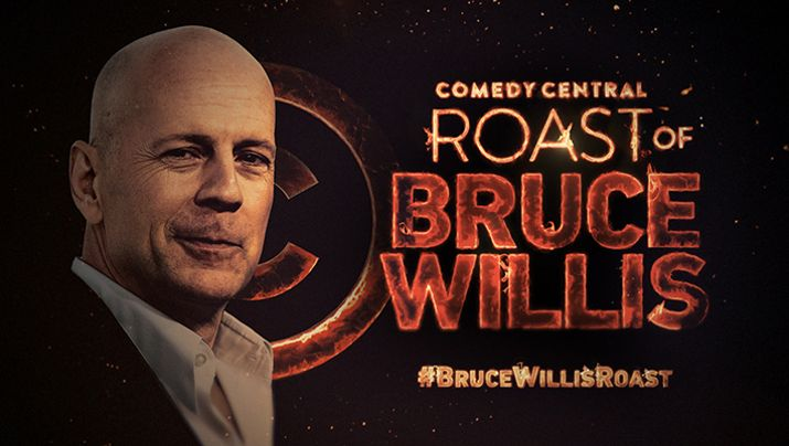 Comedy Central to roast Bruce Willis in summer 2018