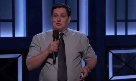Joe Machi on Conan