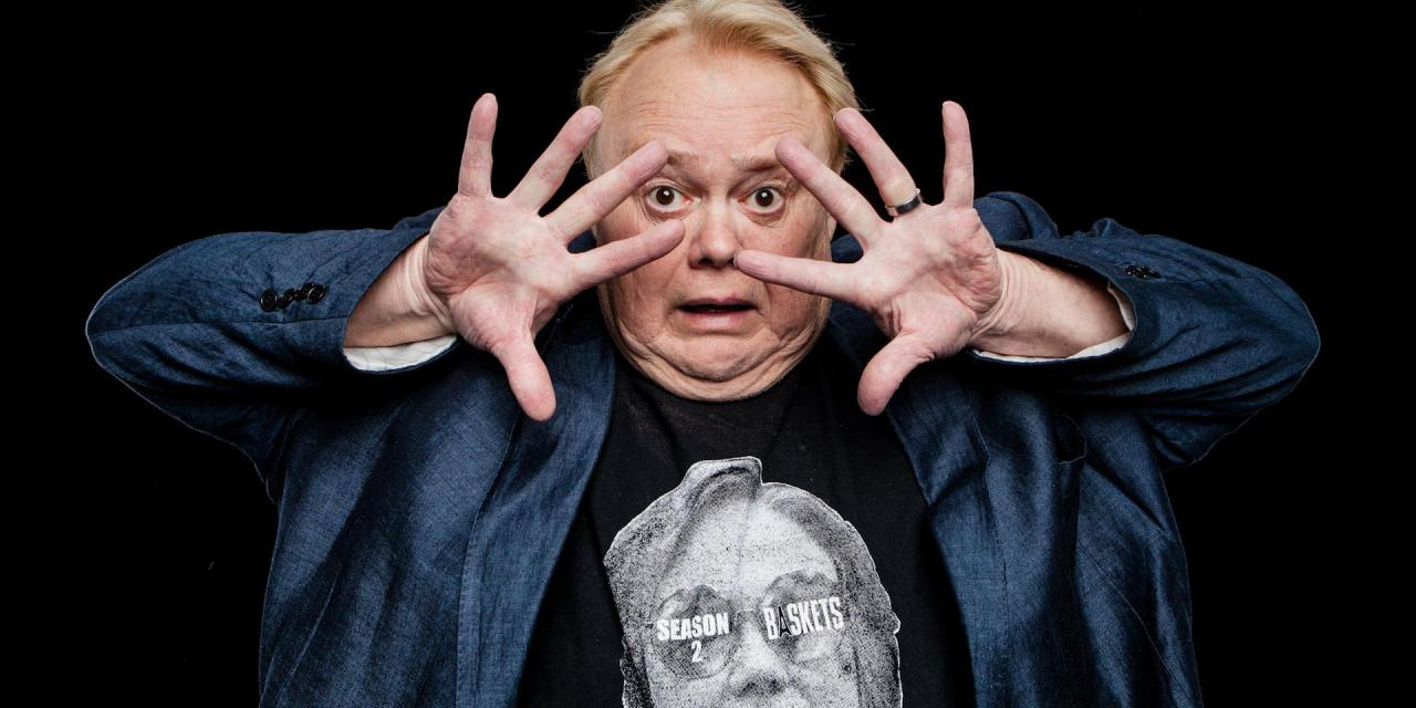 Episode #203: Louie Anderson
