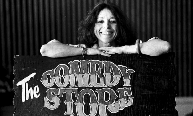 R.I.P. Mitzi Shore, legendary owner of The Comedy Store (1930-2018)