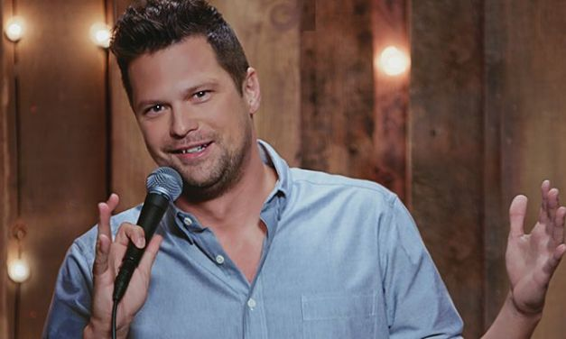 Julian McCullough embraces his own version of manhood in his first Comedy Central hour