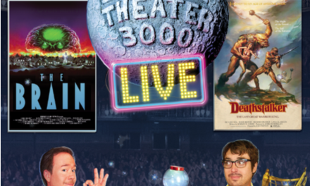MST3K celebrates 30th anniversary with tour featuring Jonah AND Joel